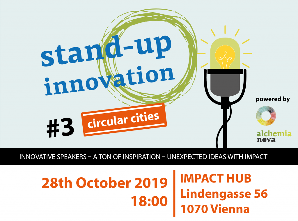 stand-up_innovation Circular Cities