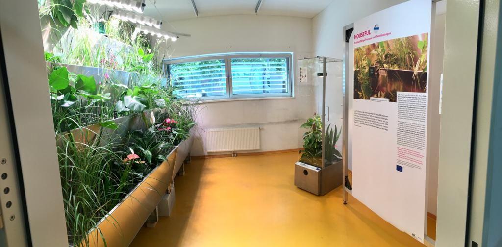 HOUSEFUL bei der Zwischenausstellung der Internationalen Bauausstellung Wien 2022