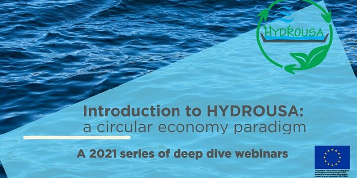 Introduction to HYDROUSA Webinar