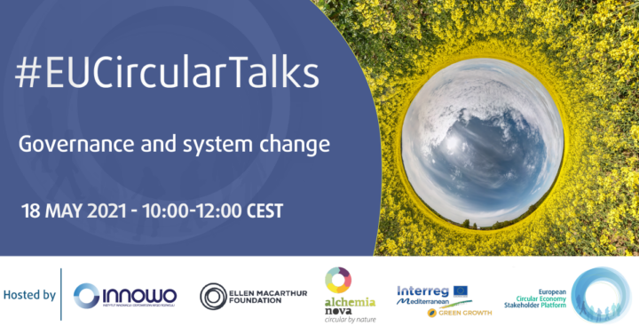 #EUCircularTalks Governance and systems